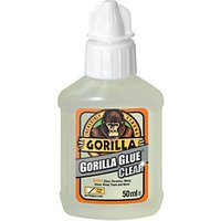 Click to view product details and reviews for Gorilla Glue Clear 50 Ml.