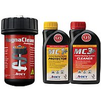 Adey Pro1 Magna Clean Filter + Adey MC1 Inhibitor & MC3 Cleaner Pack