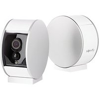 Click to view product details and reviews for Somfy Indoor Security Camera White.