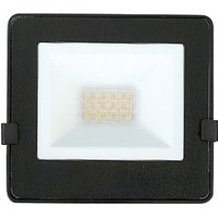 Luceco Eco Floodlight IP65 Black 800 Lumens 10W