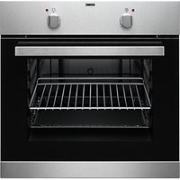 Zanussi Conventional Single Oven with Grill ZOB10501XA