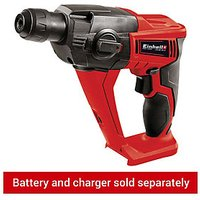 Einhell Power X-Change TE-HD 18 Li 18V Cordless Rotary Hammer Drill - Bare
