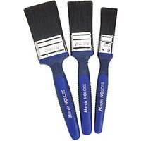 Harris No Loss Evolution Mixed Size Paint Brushes - Pack of 3