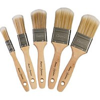 Harris Signature Mixed Size Paint Brushes - Pack of 5