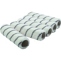 Wickes Pro Finish Rollers Medium Pile 230mm 5 Pack