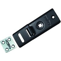 Squire 6H Hasp & Staple Hard Steel 152mm