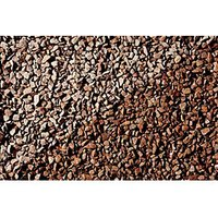 Wickes Cumbrian Red Natural Stone Chippings Major Bag