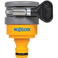 Hozelock Round Garden Hose Pipe Mixer Tap Connector