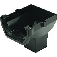 Click to view product details and reviews for Floplast Ros2b Square Line Gutter Stopend Outlet Black.