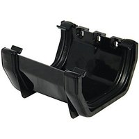 Click to view product details and reviews for Floplast Rus1b Square Line Gutter Union Bracket Black.
