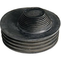 Wickes Black Drain Connector to 32mm & 40mm Waste Pipe
