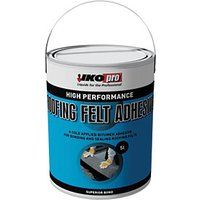 Click to view product details and reviews for Ikopro High Performance Roofing Felt Adhesive 5l.