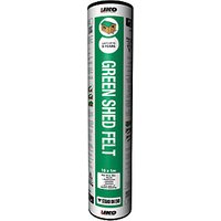 Click to view product details and reviews for Iko Green Mineral Shed Felt Roll 1m X 10m.