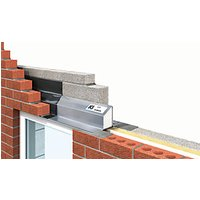 Ig Ltd 75-90mm Steel Cavity Wall Lintel 1200mm