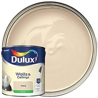 Dulux Silk Emulsion Paint - Ivory 2.5L