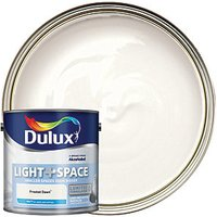Dulux Light + Space Matt Emulsion Paint - Frosted Dawn 2.5L