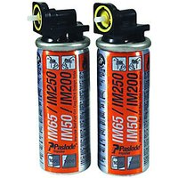 Paslode 300341 IM250 Finishing Nailer Gas Fuel Cell - Pack of 2