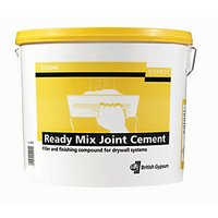 Click to view product details and reviews for Gyproc Ready Mixed Joint Cement 12l.