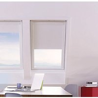Wickes Roof Window Blinds White 371 x 731mm