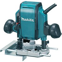 Makita RP0900X 1 4in Corded Plunge Router 110V   900W