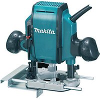 Makita RP0900X 2 1 4in Corded Plunge Router 240V   900W