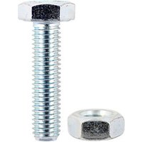 Click to view product details and reviews for Timco Hexagonal Set Screws 10 X 25mm Pack Of 2.