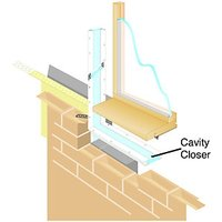 Wickes Cavity Closer 2.5m