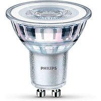 Philips LED Glass Spotlight Bulb 4.6W GU10 - Pack of 6
