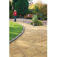 Marshalls Coach House Riven Cotswold Paving Patio Pack B - 9.7 m2