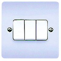 Click to view product details and reviews for Mk 10a Light Switch 3 Gang 2 Way K4873ppk.