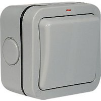 Masterplug IP66 20A Double Pole Switch 1 Gang WP30