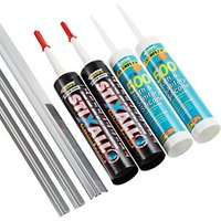 Wickes Acrylic 2 sided Accessory Pack