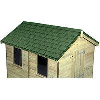 Wickes Green Roofing Shingles 2m2 Pack 14