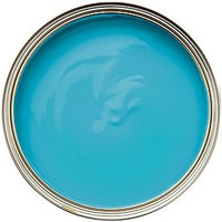 Wickes Colour @ Home Bathroom Soft Sheen Emulsion Paint - Hawaiian Sky 2.5L