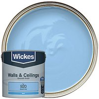 Wickes Colour @ Home Vinyl Matt Emulsion Paint - Beach-hut 2.5L
