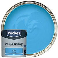 Wickes Colour @ Home Vinyl Matt Emulsion Paint - Sail Away 2.5L