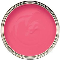 Wickes Colour @ Home Vinyl Matt Emulsion Paint - Pink Prowess 2.5L