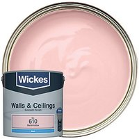 Wickes Colour @ Home Vinyl Matt Emulsion Paint - Marshmallow 2.5L