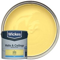 Wickes Colour @ Home Vinyl Matt Emulsion Paint - Sunbeam 2.5L