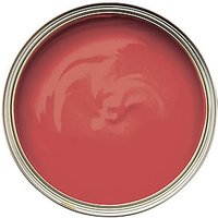 Wickes Colour @ Home Vinyl Silk Emulsion Paint - Scarlet 2.5L