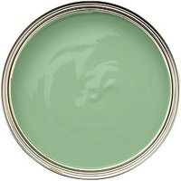 Wickes Quick Dry Satinwood Paint Green Lawn 750ml