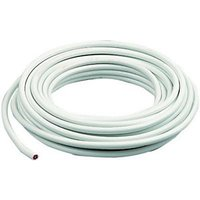 Wickes Coaxial Cable 10m White