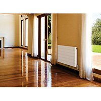 Qrl Ligna Decorative Panel Double Panel Plus Radiator H600 x L800 White