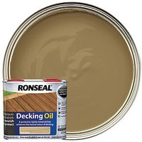 Ronseal Decking Oil - Natural 2.5L