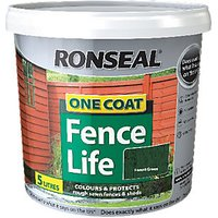 Ronseal One Coat Fencelife Forest Green 5L