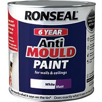 Ronseal Anti-Mould Paint - 2.5L