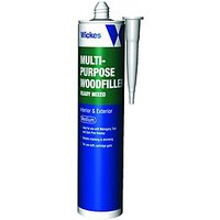 Wickes Multi-purpose Wood Filler Medium 310ml