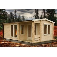 Shire New Forest Log Cabin 12x20