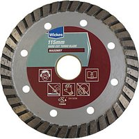 Wickes Hard Cut Turbo Blade 115mm