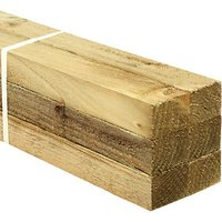 Wickes Treated Sawn 38 x 47 x 1800mm Pack 6